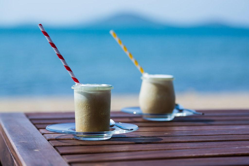 Café, infusión y otras formas de refrescar tu verano